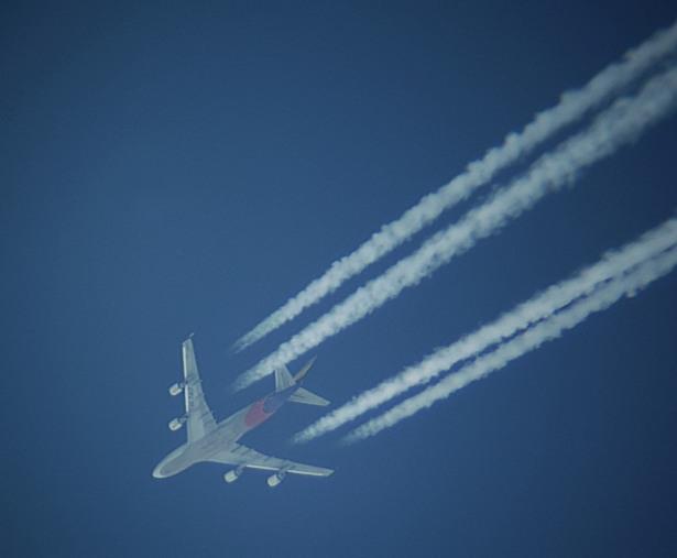 Samoloty na wysokościach przelotowych - MARZEC 2013 ...