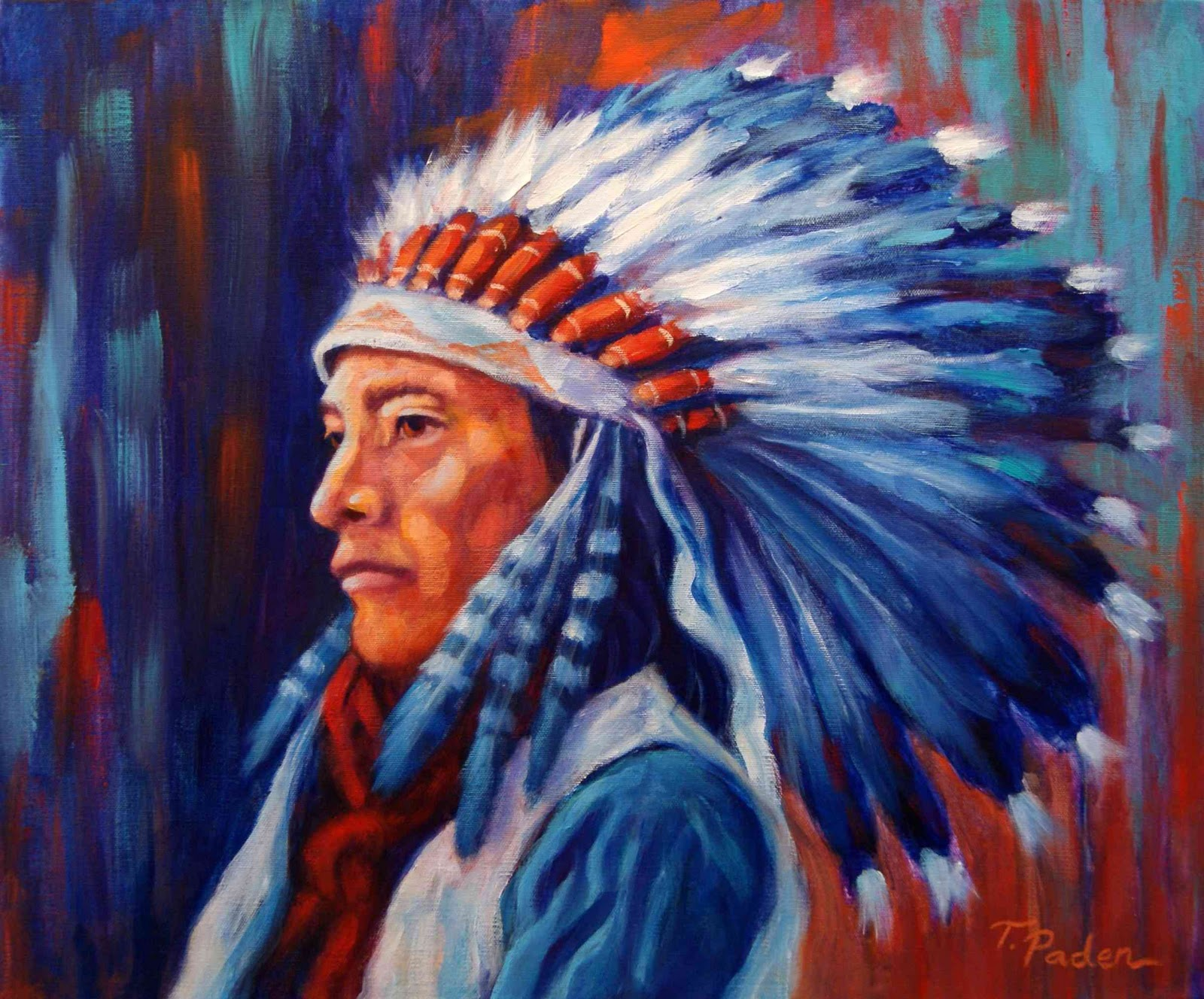 Daily Painters of California: Western Art, Native American ...