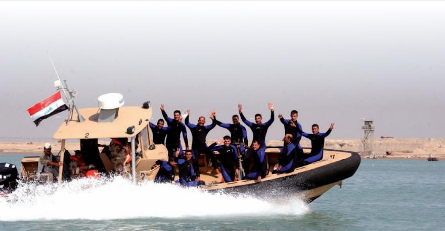 اكبر و اوثق موسوعة للجيش العراقي على الانترنت Navy+divers