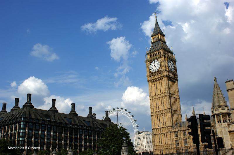 O Big Ben não é o Big Ben, é a Torre do relógio