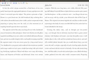 Cool Reader ó leer libros electrónicos en Ubuntu y otros