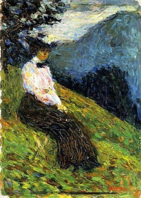Wassily Kandinsky – Kochel - Gabriele Munter