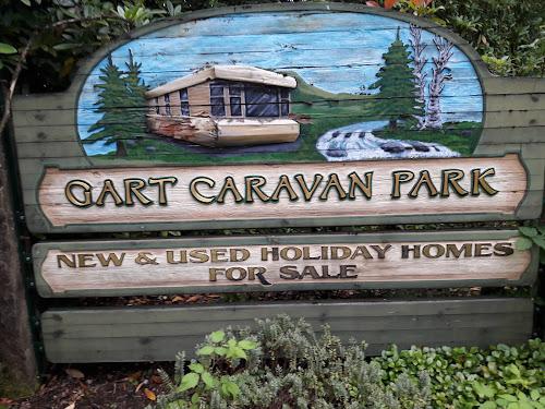 Gart Caravan Park at Gart Caravan Park