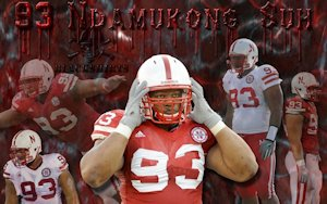 Ndamukong Suh Bloody nightmare 2