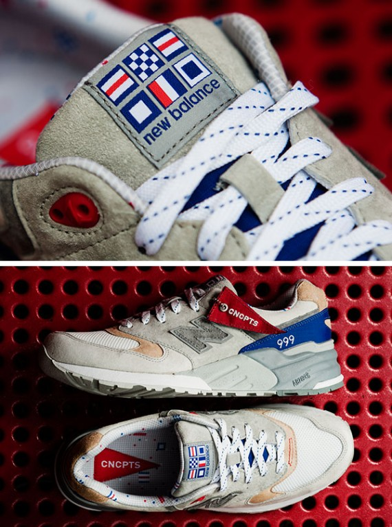 new concept 0e462 b9b28 A Financial Statement: The Kennedy | New Balance 999 x Concepts
