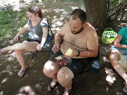 Reptil: Estás muy abajo en nuestra cadena alimenticia!!! DSC01519