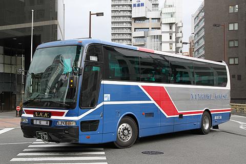南国交通「桜島号」・270