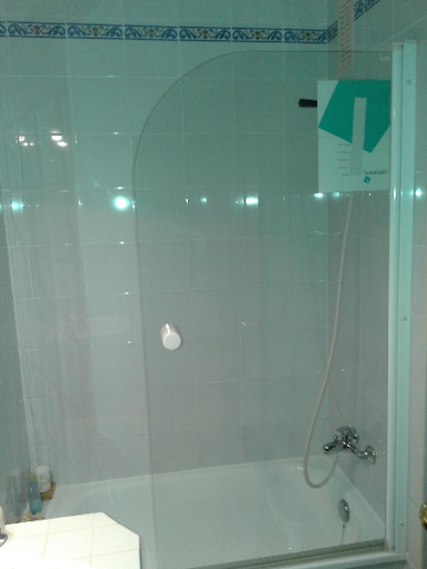 Vendo Mampara de baño naturbath en