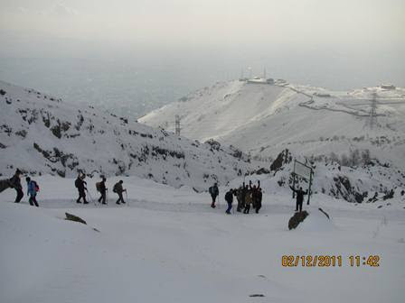 نشاط کوهستان پرویز ستوده شایق