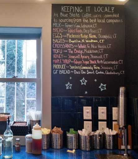 Coffee Shop Blue State Coffee Reviews And Photos 84 Wall St New