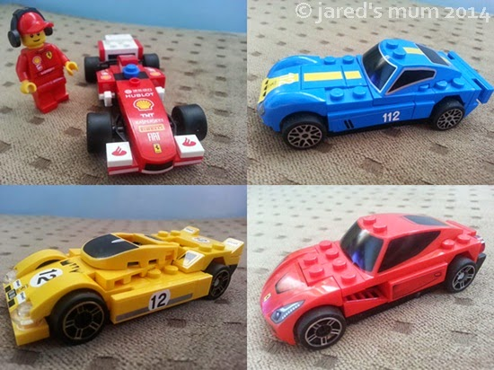 my favorite things, toys, collections, Lego, Lego Shell 2014 Collection, educational toys for children