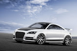2013 Audi TT ultra quattro Concept [VIDEO]