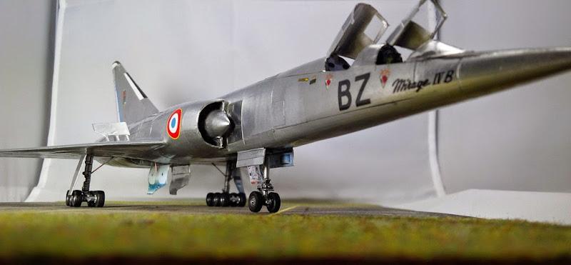 GAMD Mirage IV B. Un gros mirage IV, en scratch et au 72 IMG_20141007_191329
