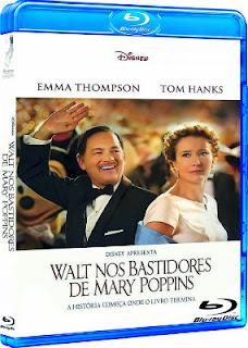 Filme Poster Walt nos Bastidores de Mary Poppins BDRip XviD Dual Audio & RMVB Dublado