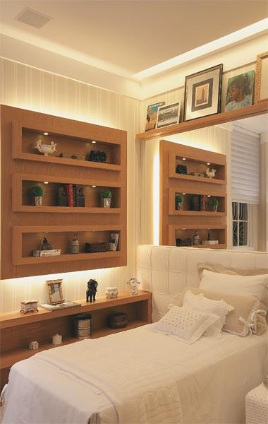 Ideas para dormitorios peque os via - Ideas dormitorios pequenos ...
