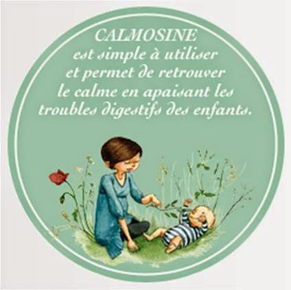 calmosine calmer la digestion de bébé