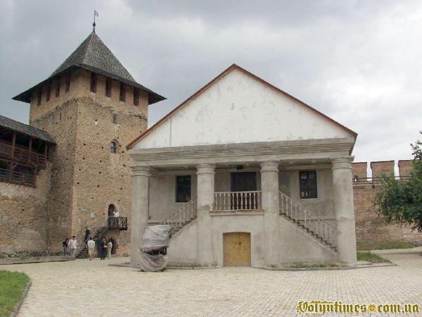 Повітова скарбниця (Єпископський будинок) червень 2004 року
