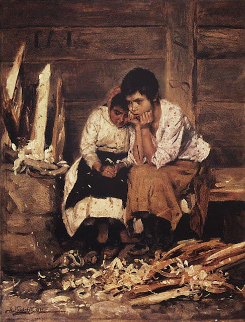 Vladimir Makovsky - Over the chips