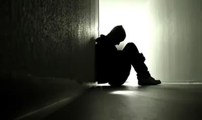 Hình ảnh buồn trong tình yêu