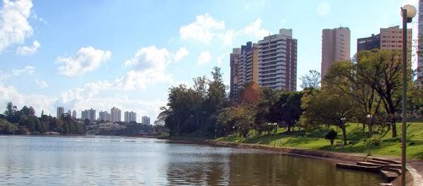 Férias em Londrina, Paraná, Brasil