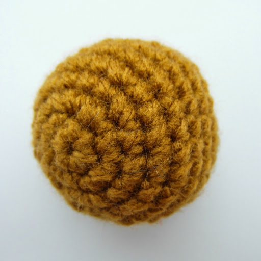 sphere - amigurumi shapes tutorial