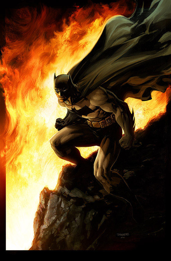 Batman Inferno, de Jeremy Roberts