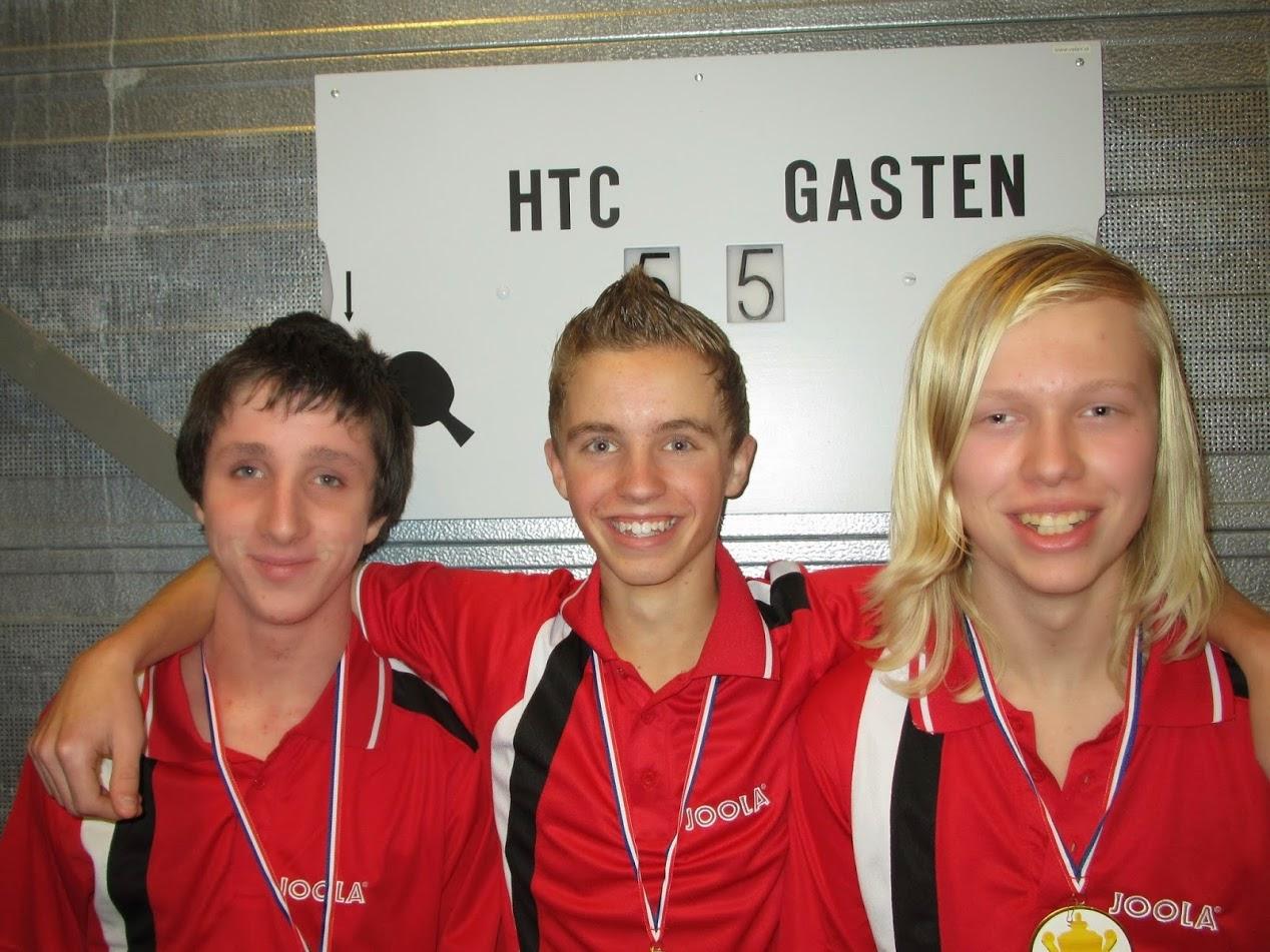 kampioen najaar 2012