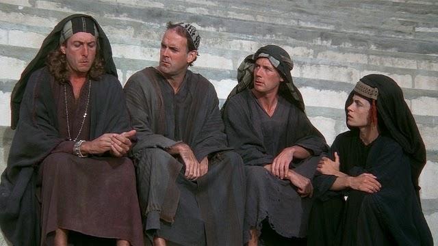 La vida de Brian - Frente popular de judea