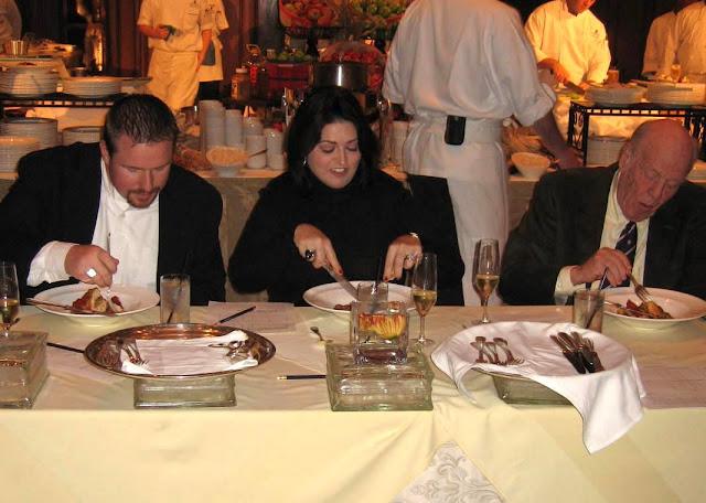 Iron Chef Judge Susan Maria Leach at the Ritz Carlton Reynolds Plantation