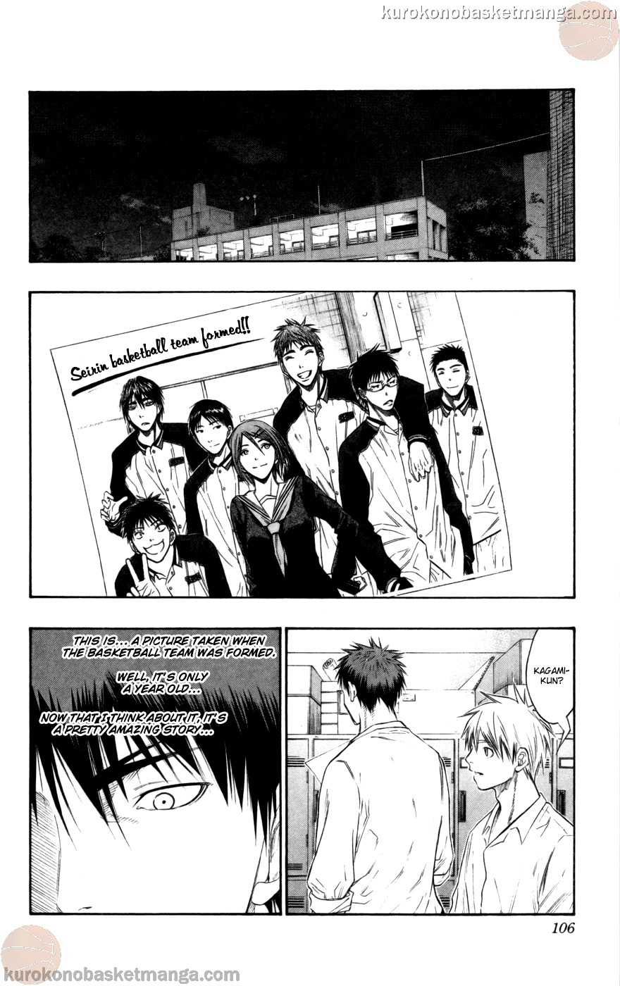 Kuroko no Basket Manga Chapter 95 - Image 02