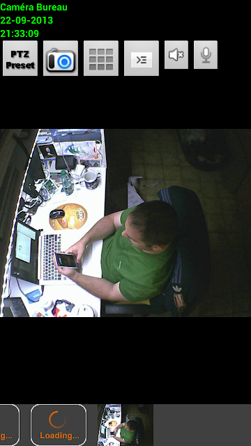 IP CAM Viewer Visu