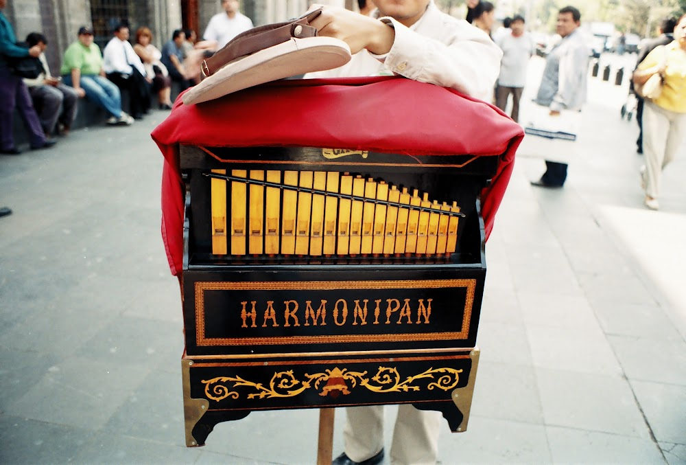 Un Harmonipan en DF(?)