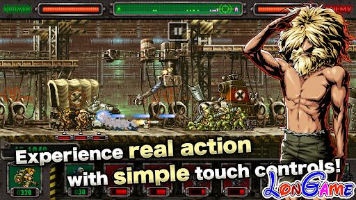 Tải Metal Slug Defense apk mod, game thủ thành kiểu mới