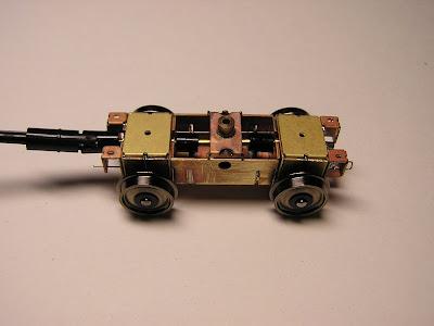 Pojezd motorového vozu M262.0