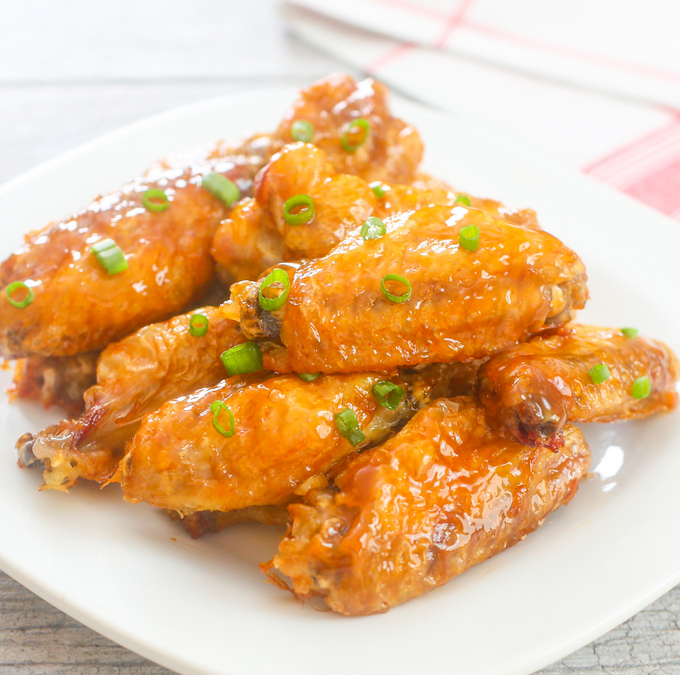 chinese fried chicken wings recipe