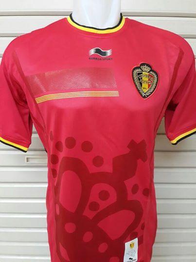 Jual Jersey Belgia Home Piala Dunia 2014