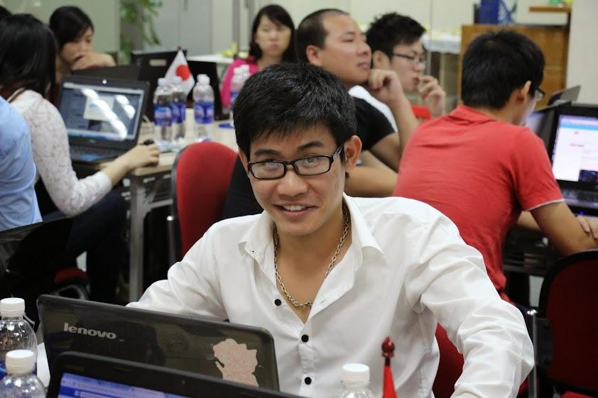 Học viên Nguyễn Văn Dũng