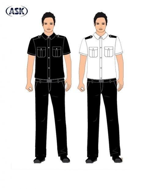 Trang phục Phục vụ - Bảo vệ #4