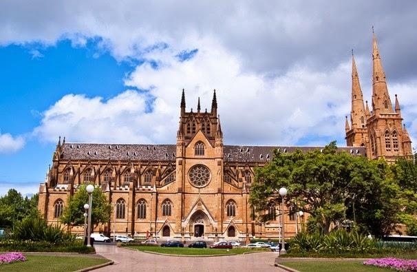 """""""悉尼圣母主教堂""""的图片搜索结果"""