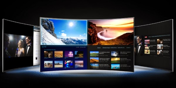 Membedah Menu Multi-Link Screen di Samsung Curved UHD TV