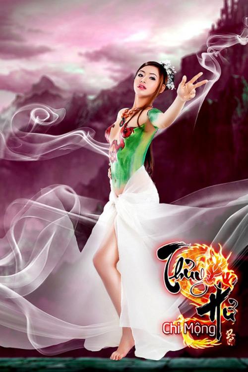 Thủy Hử Chi Mộng tung cosplay chào sân làng game Việt 9
