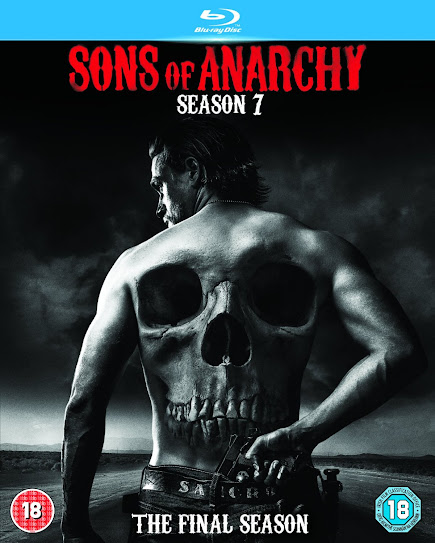 Sons of Anarchy – Temporada 7 [4xBD25]