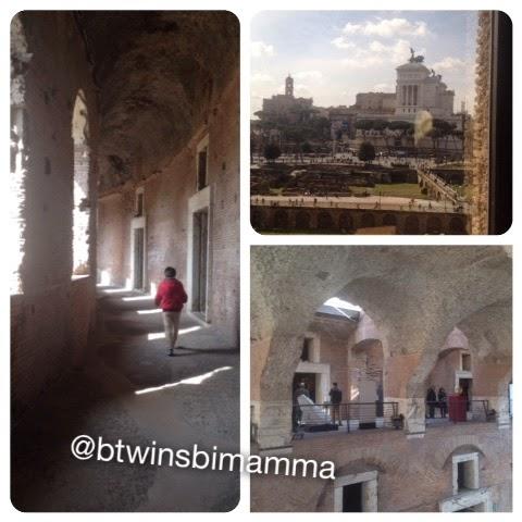 musei di Traiano
