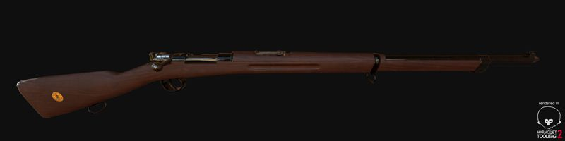 Image of the M96