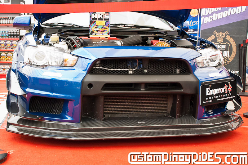 Varis Widebody EVO X by Emperor Motorsports Custom Pinoy Rides Car Photography Manila Philippines pic6