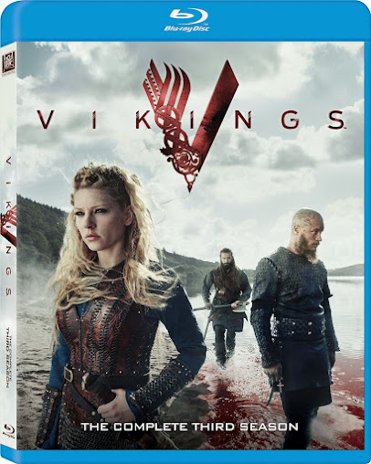 Vikingos – Temporada 3 [BD25]