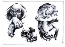 Galeria Tatuazy Tatuaże Demony