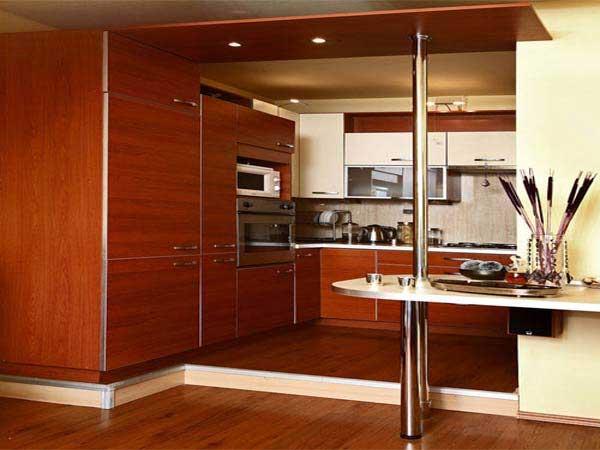 Modern Kitchen Design Ideas to Small Kitchen Design - 40+ Kitchen Modern Small House Interior Design Images