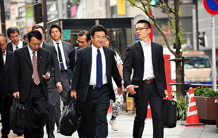 Văn hóa làm việc của người Nhật Bản