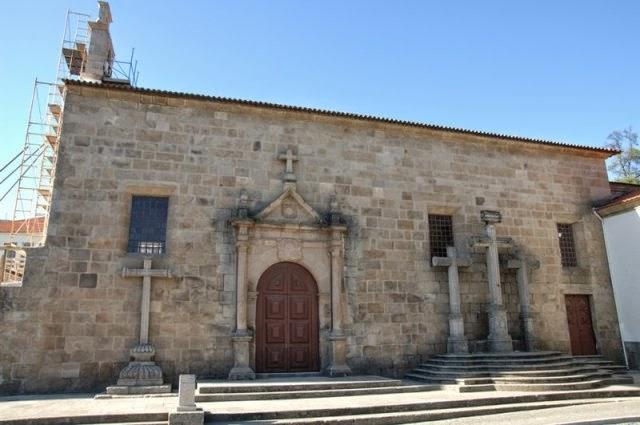 Igreja do Mosteiro das Chagas